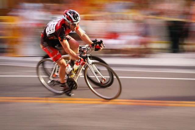 how to cycle fast
